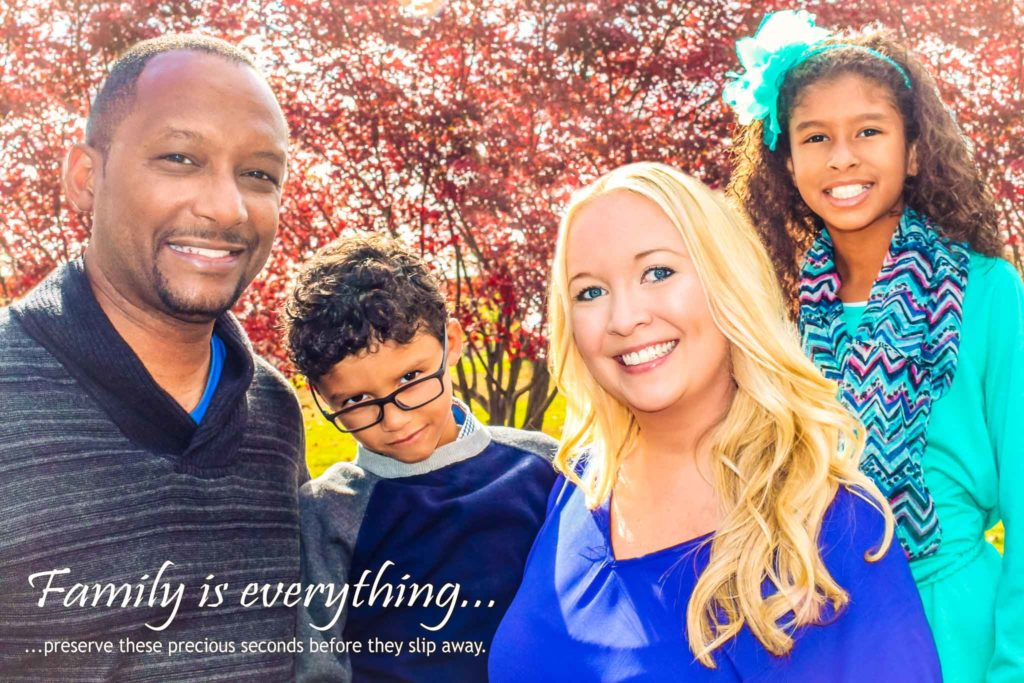 Family is everything - Cumming Family Photography - JWright Photography